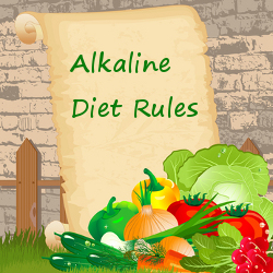 Alkaline diet rules
